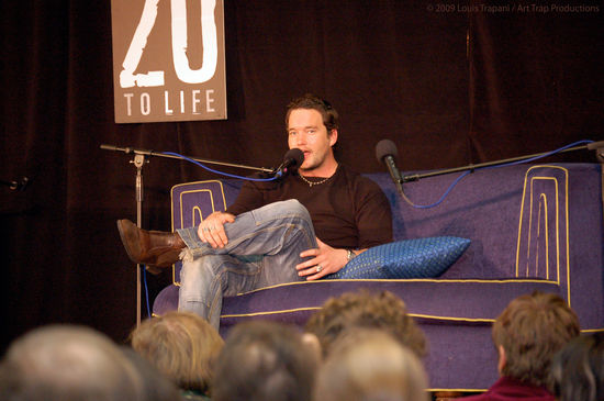 Gareth David-Lloyd at Gallifrey 20